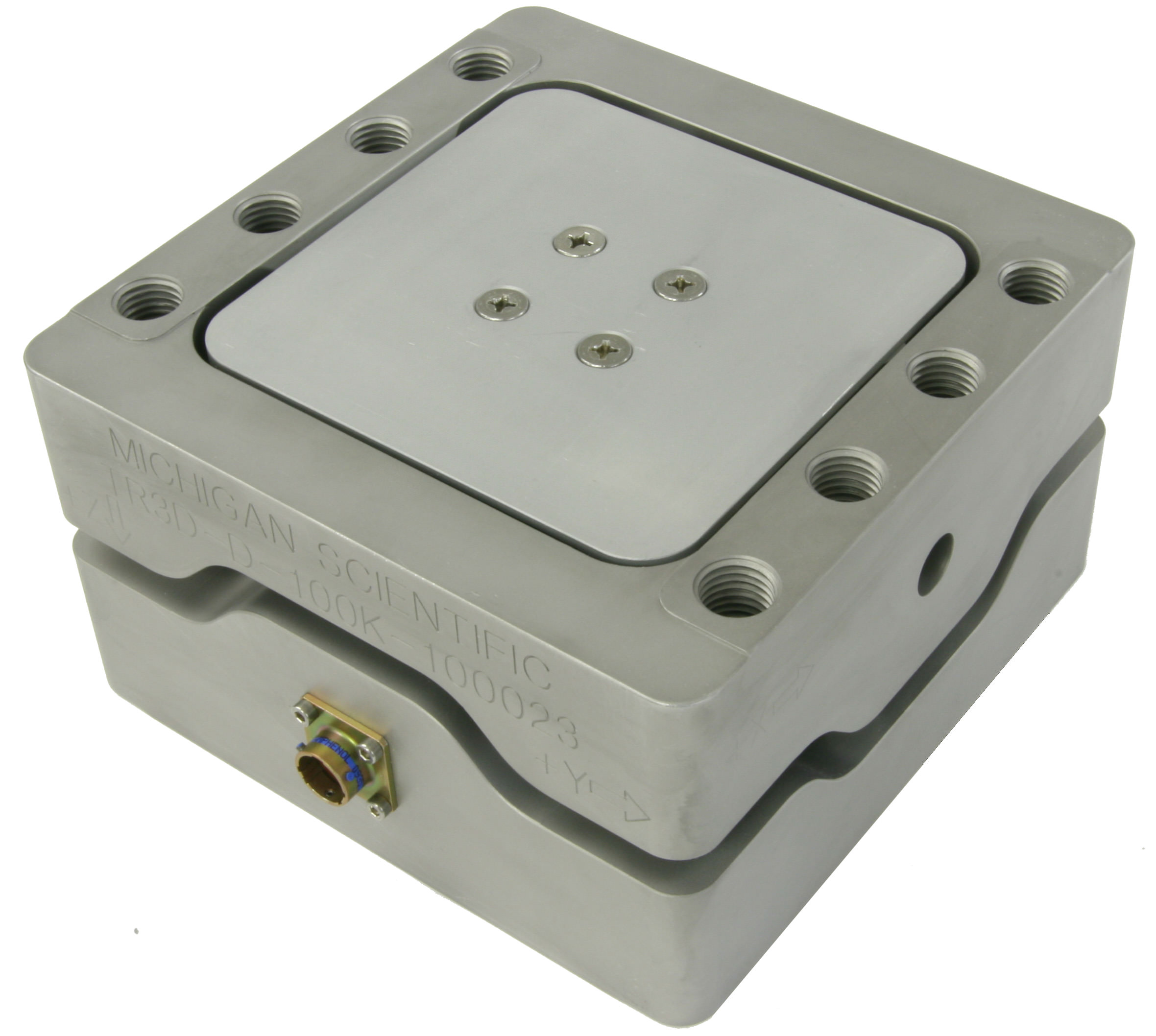 TR3D-D-* Square, Three Directional Load Cell